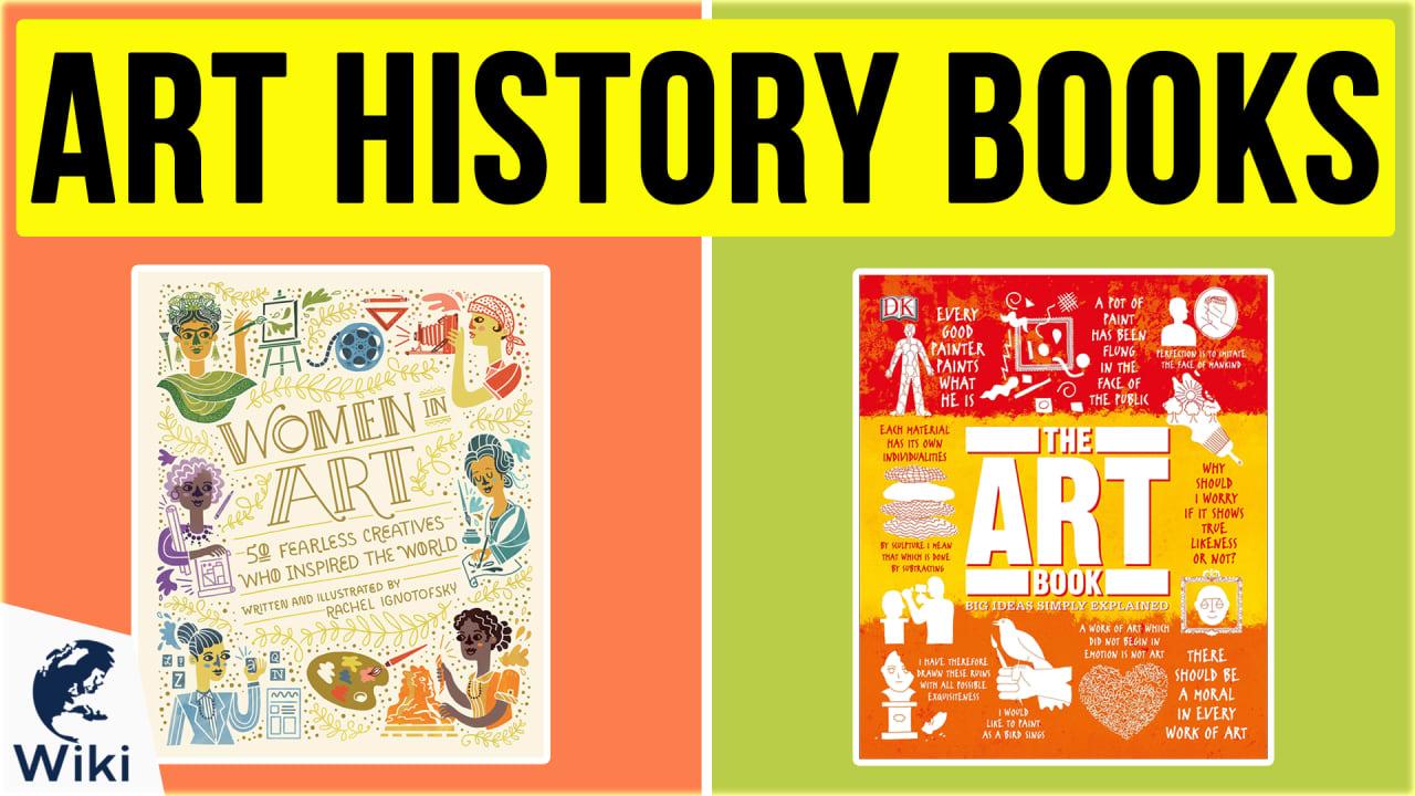 10 Best Art History Books
