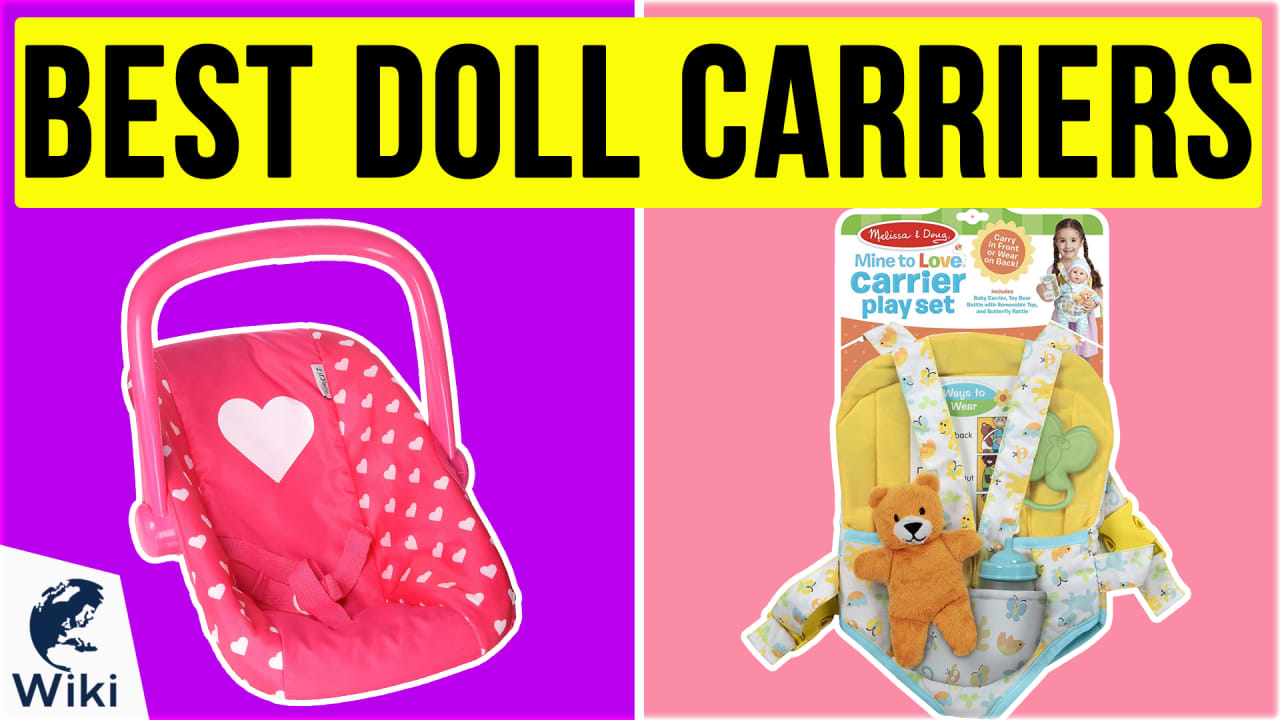 10 Best Doll Carriers