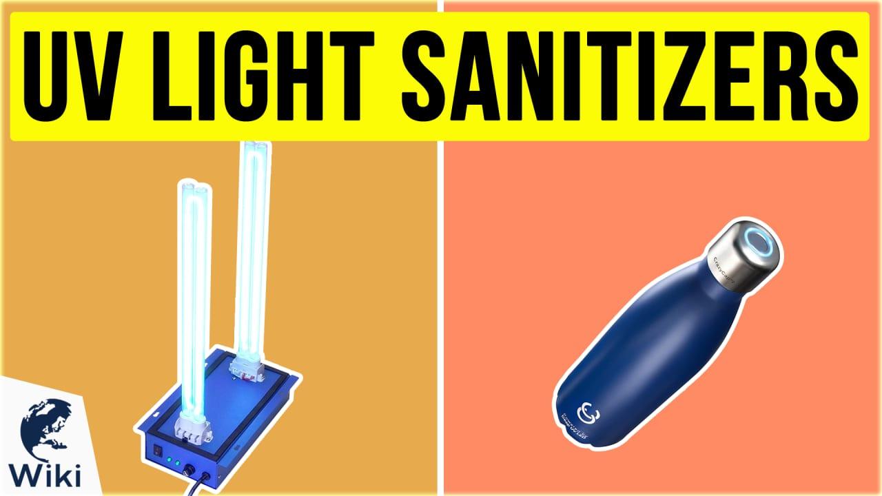 8 Best UV Light Sanitizers