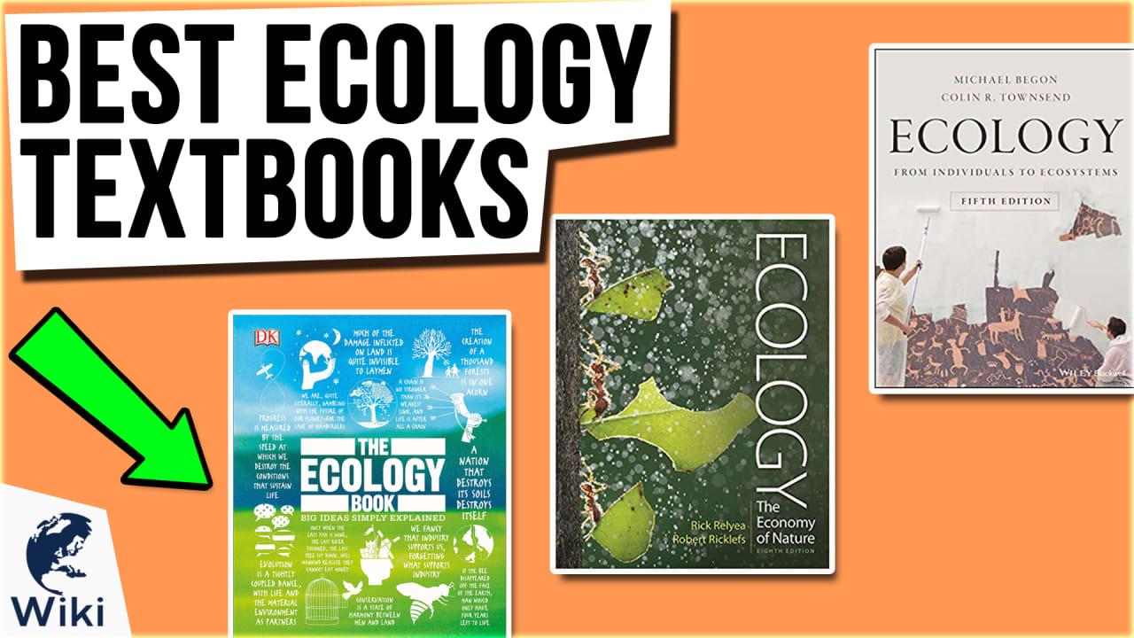 10 Best Ecology Textbooks