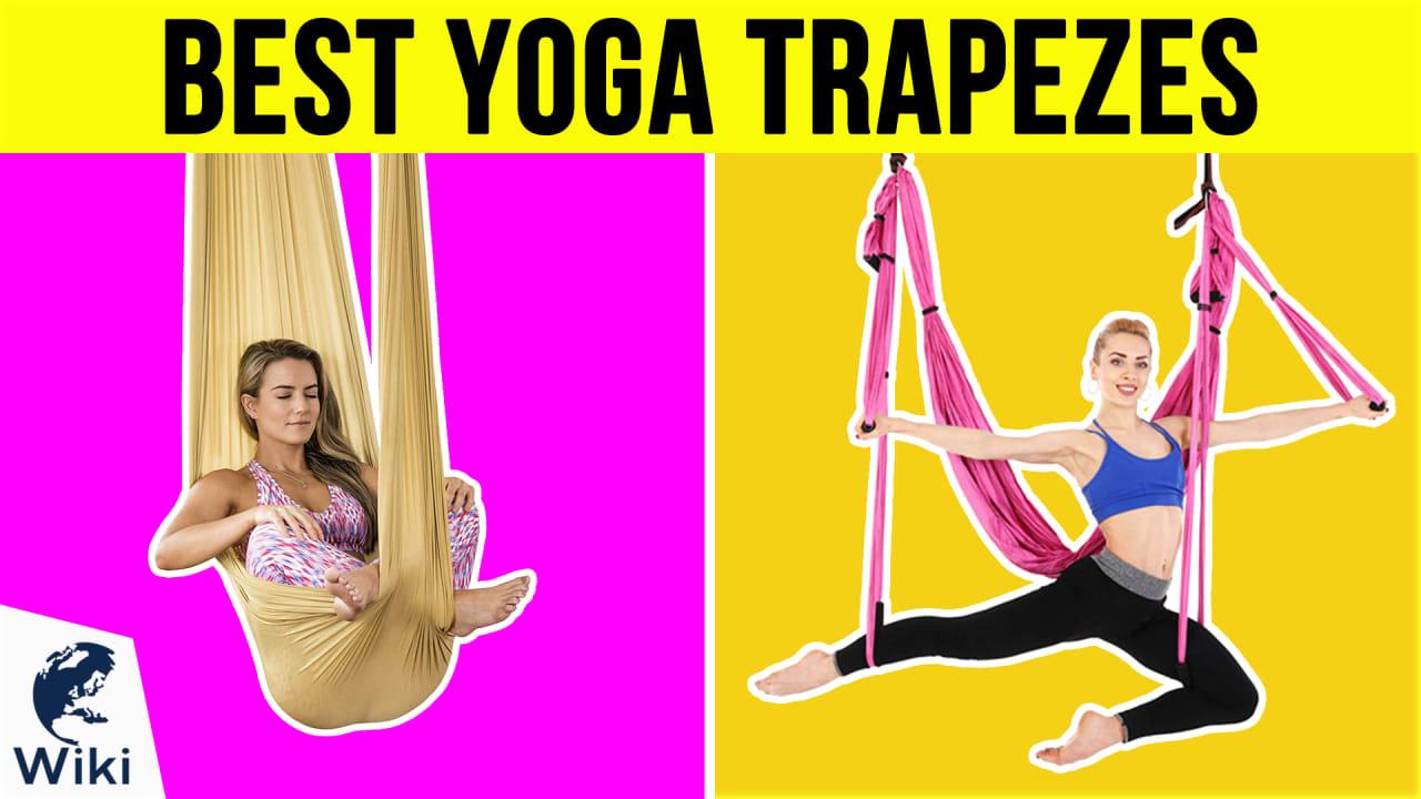 8 Best Yoga Trapezes