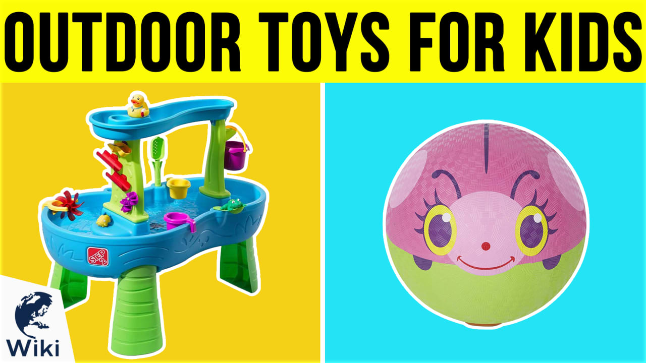 10 Best Outdoor Toys For Kids