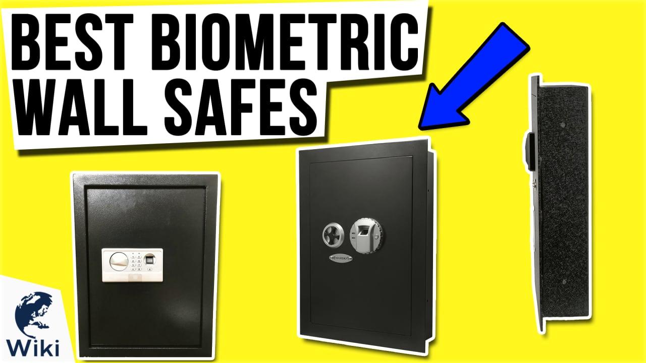 5 Best Biometric Wall Safes