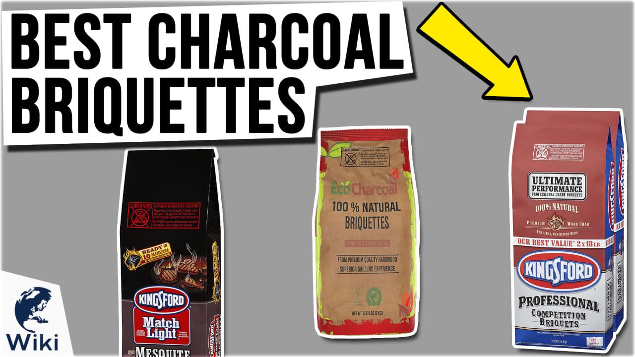 9 Best Charcoal Briquettes