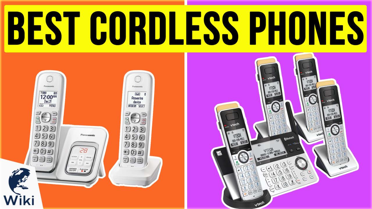 10 Best Cordless Phones