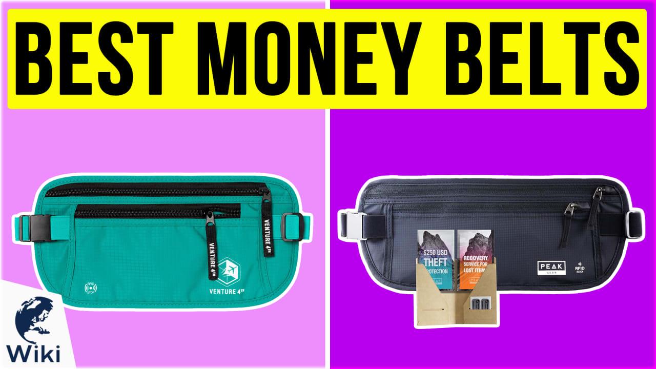 10 Best Money Belts