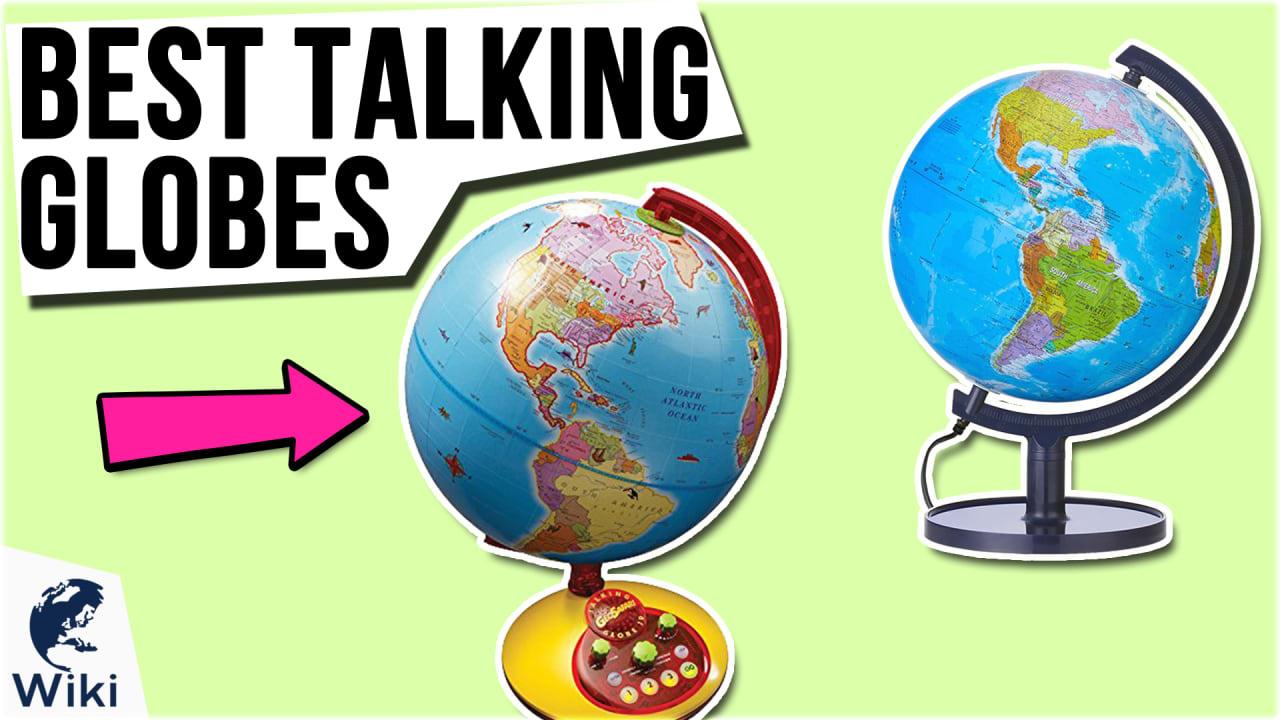 10 Best Talking Globes