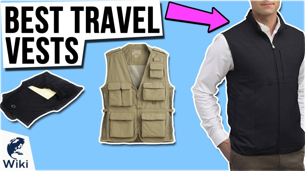 10 Best Travel Vests