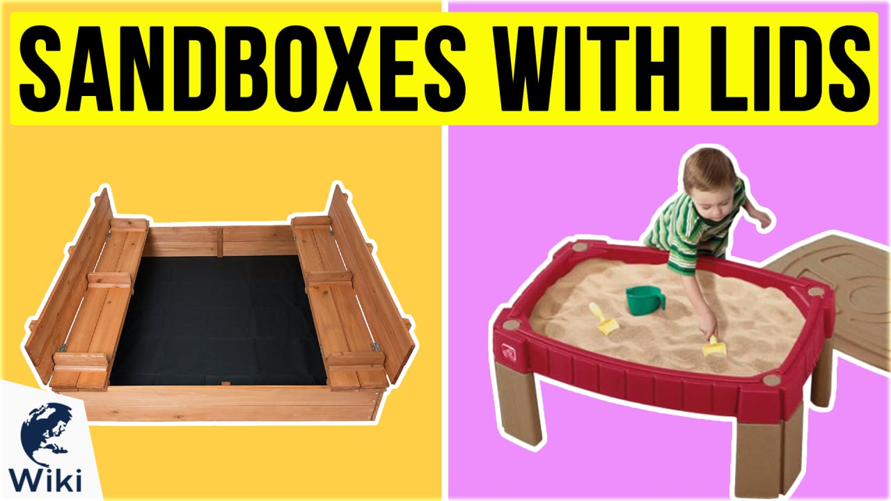 10 Best Sandboxes With Lids