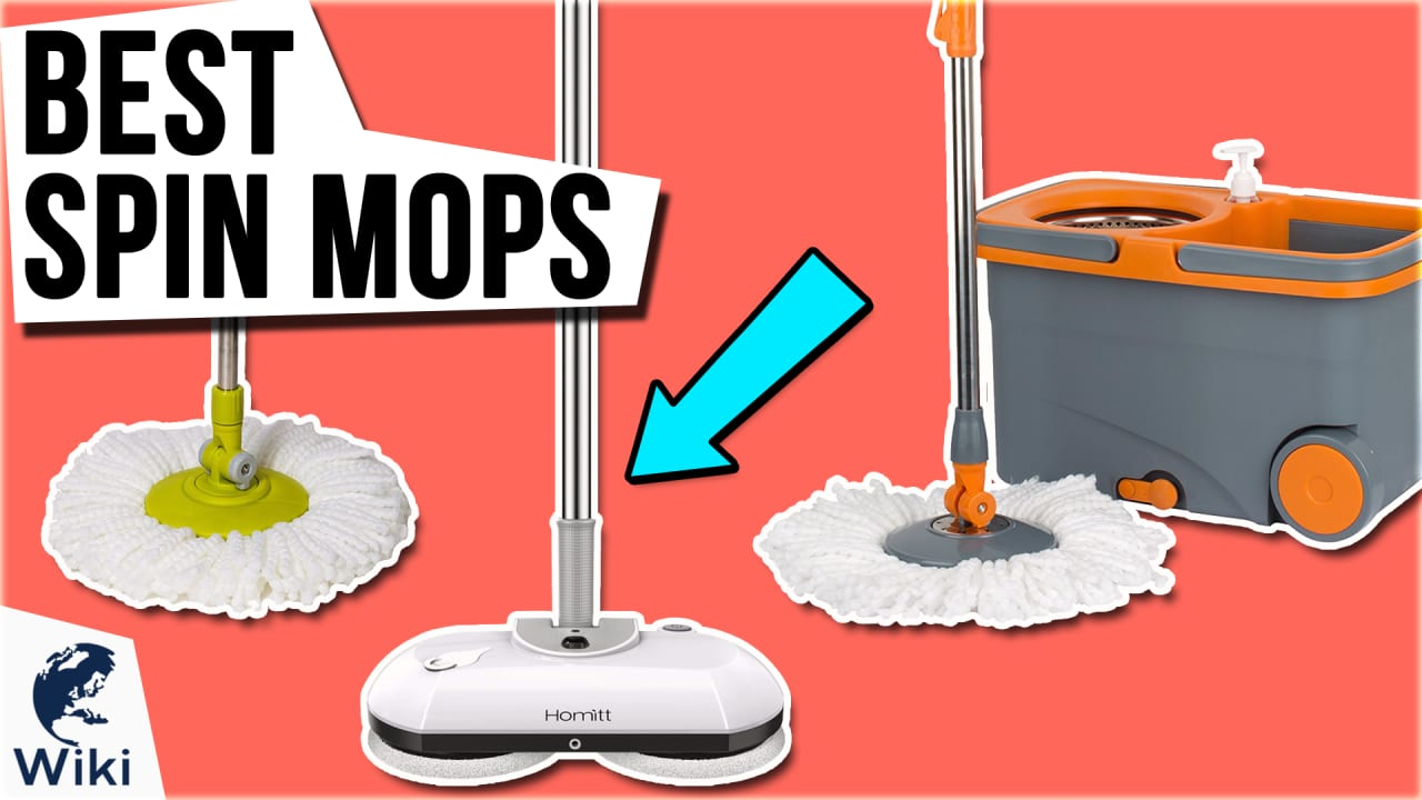 10 Best Spin Mops
