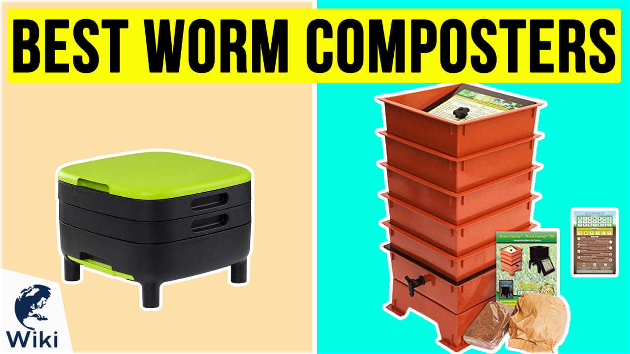 7 Best Worm Composters