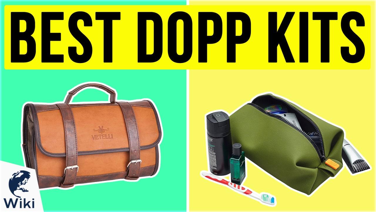 10 Best Dopp Kits