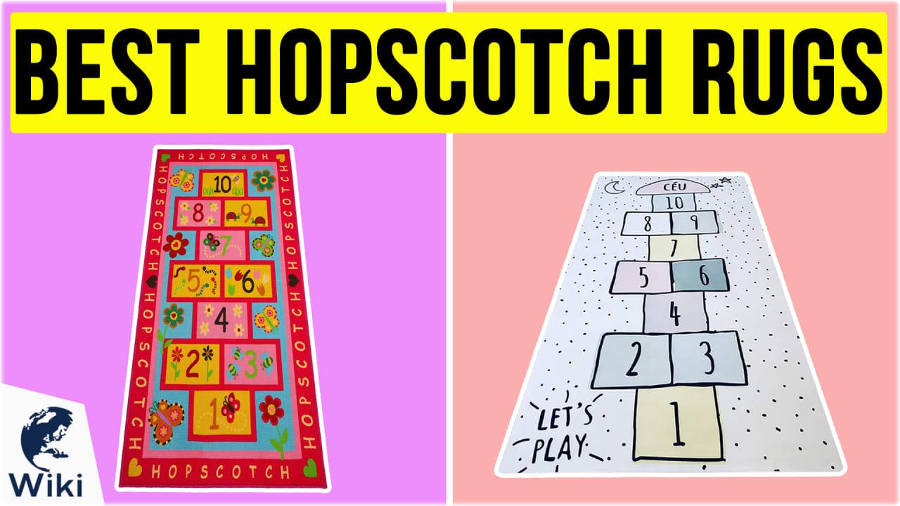 10 Best Hopscotch Rugs