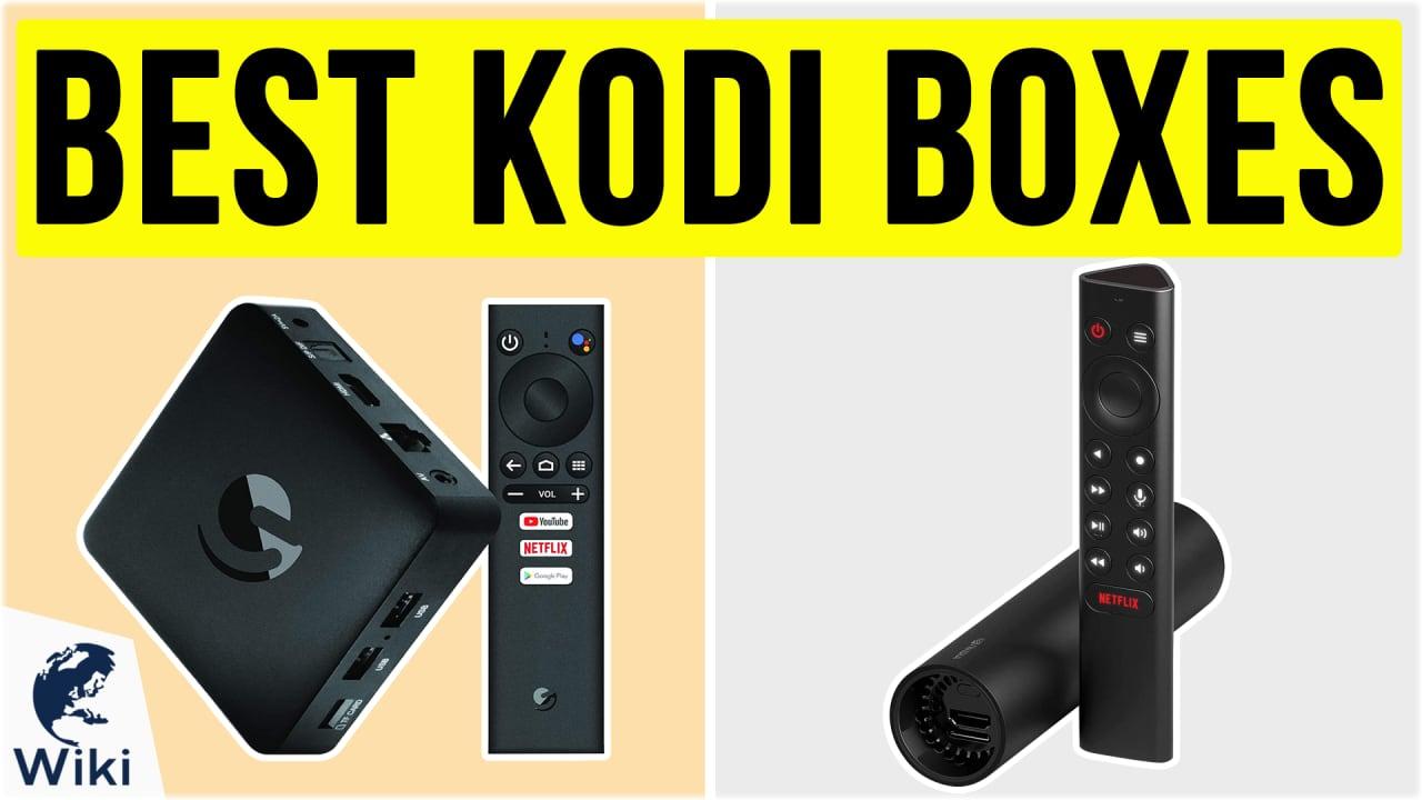 10 Best Kodi Boxes