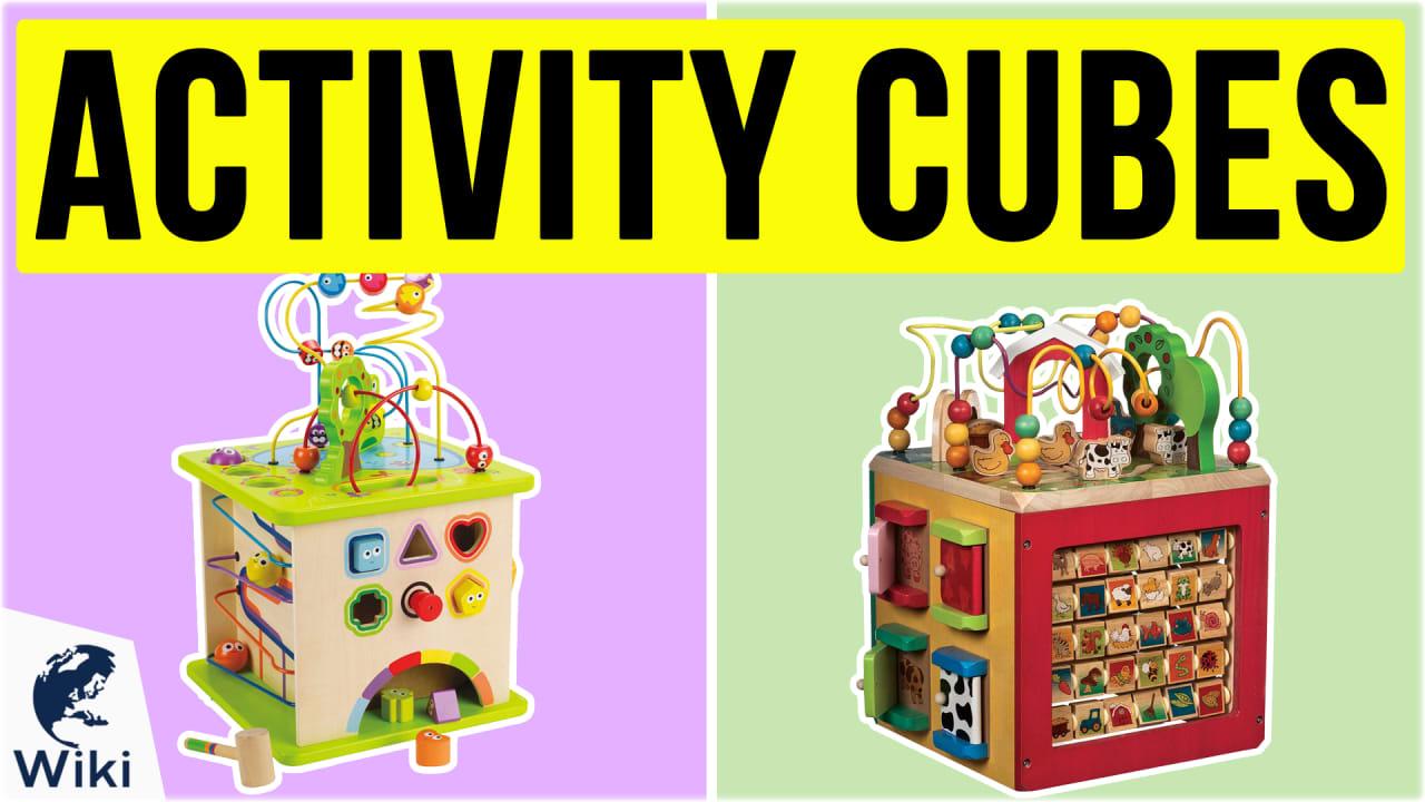 10 Best Activity Cubes