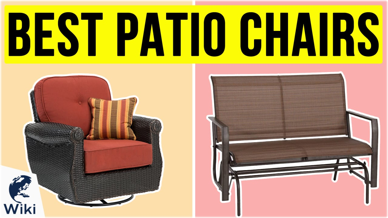 10 Best Patio Chairs