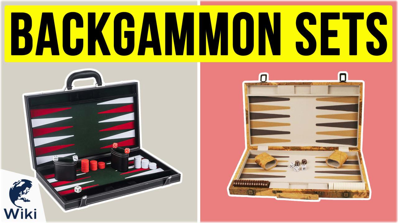10 Best Backgammon Sets