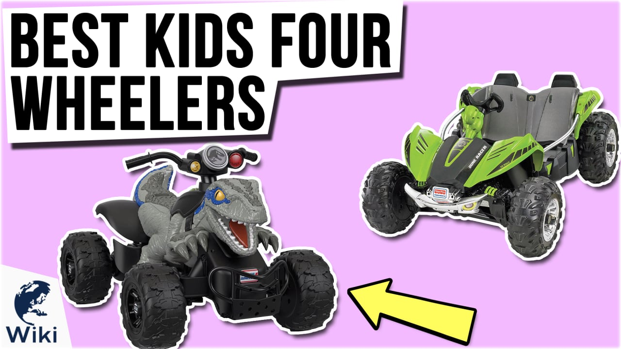 8 Best Kids Four Wheelers