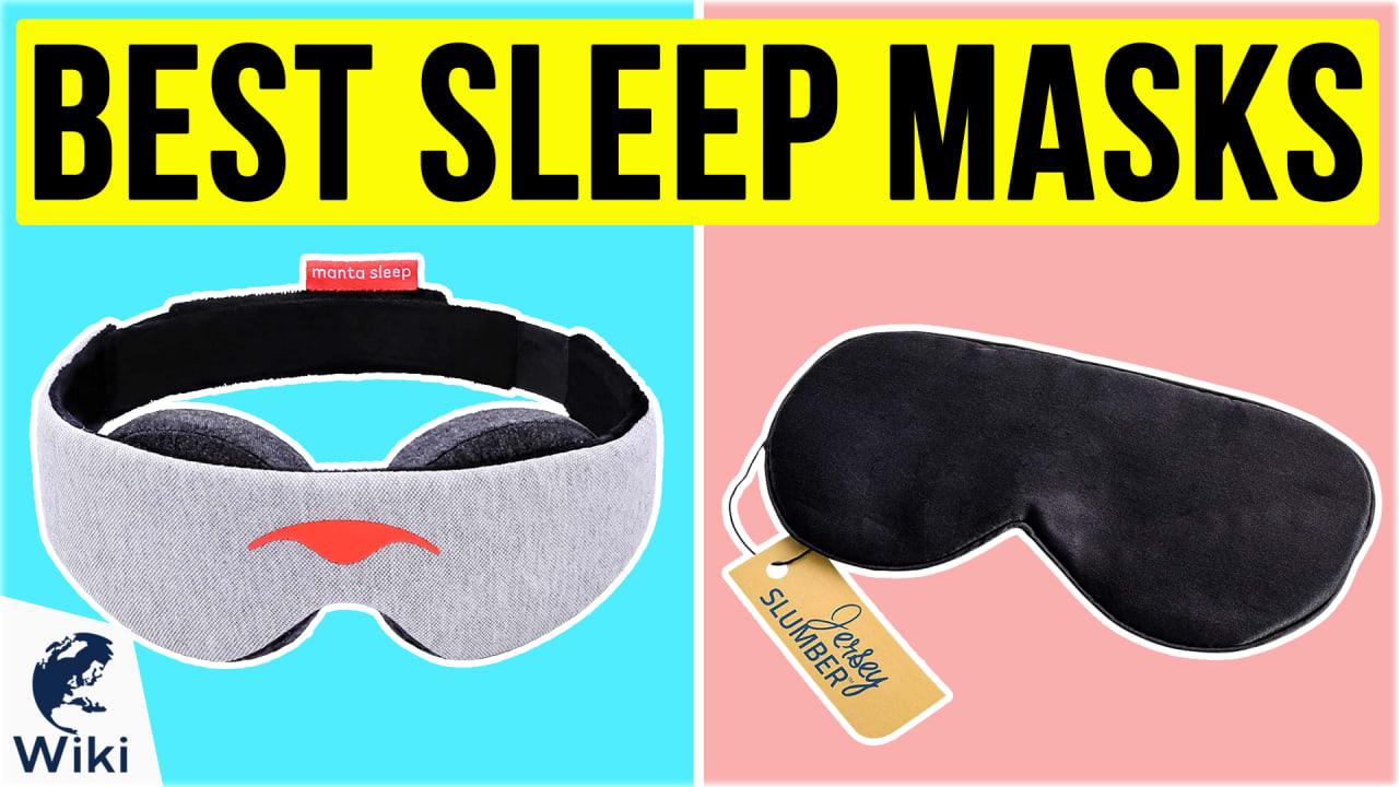 10 Best Sleep Masks
