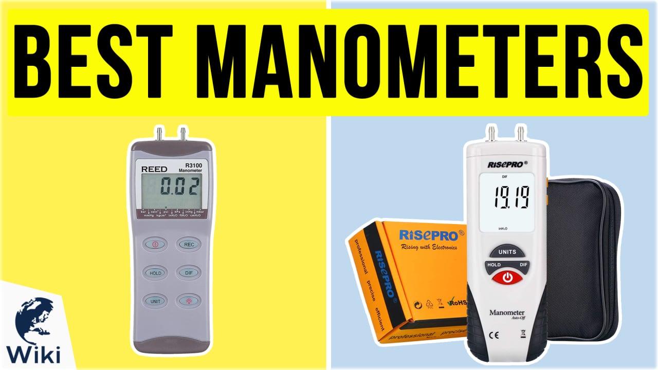 9 Best Manometers