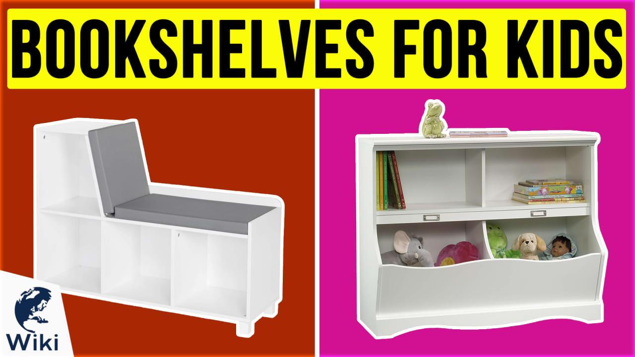 10 Best Bookshelves For Kids