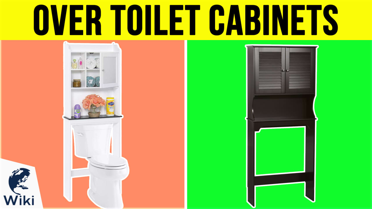 8 Best Over Toilet Cabinets