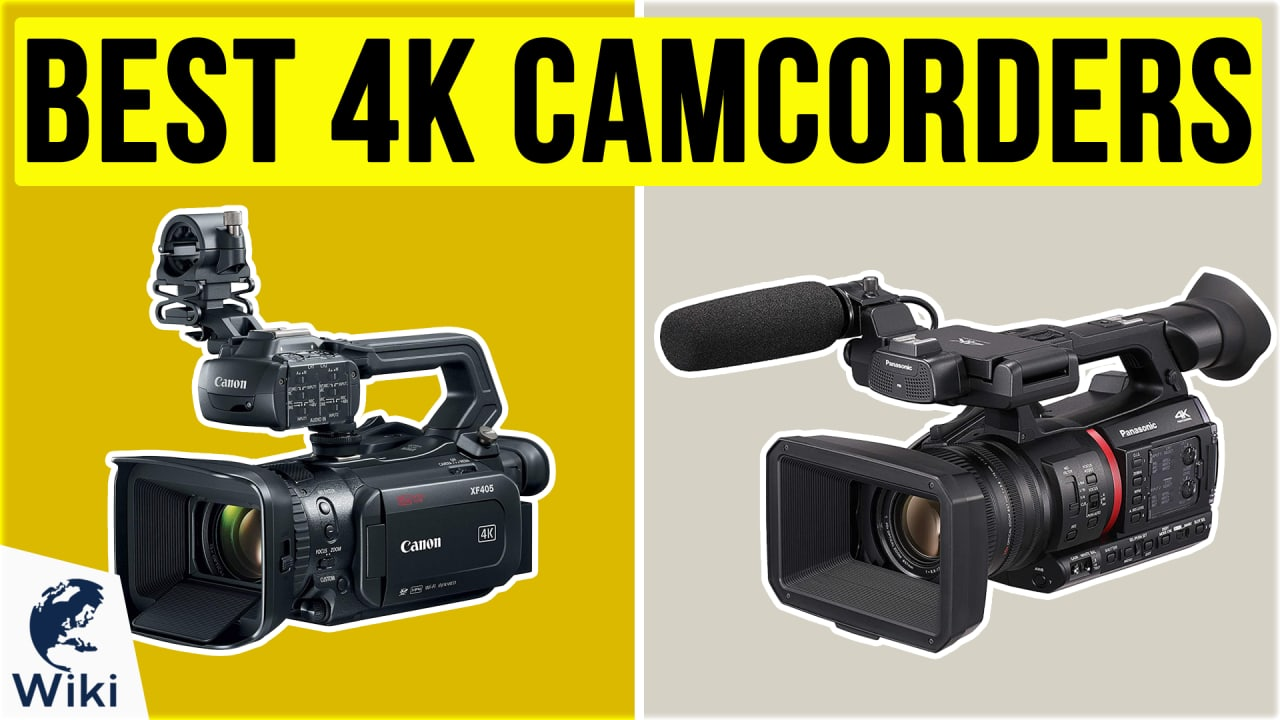 10 Best 4k Camcorders