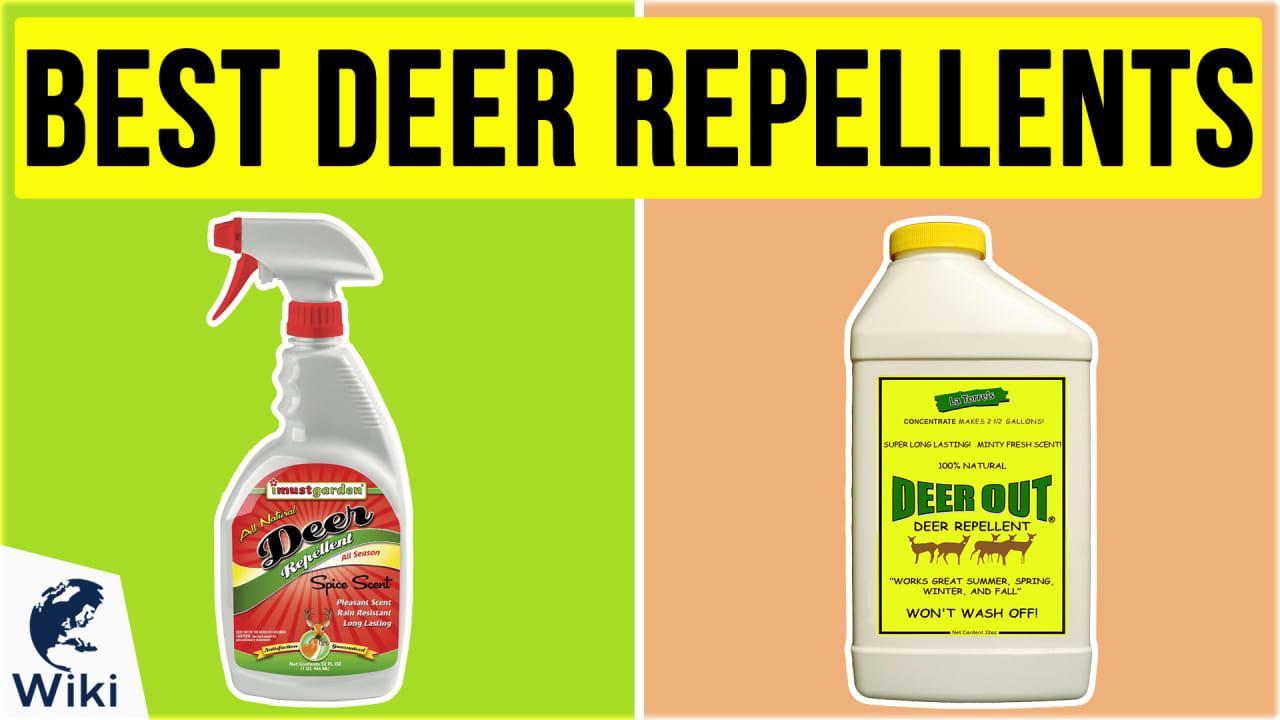 10 Best Deer Repellents