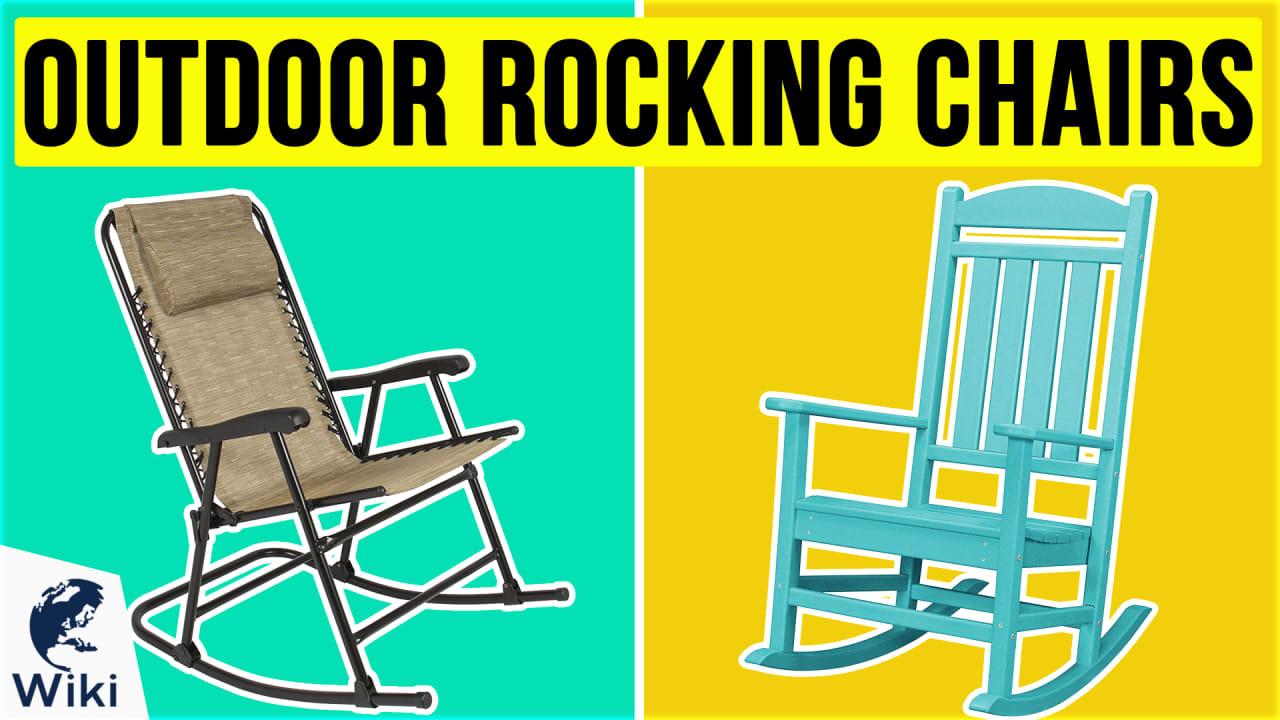 10 Best Outdoor Rocking Chairs