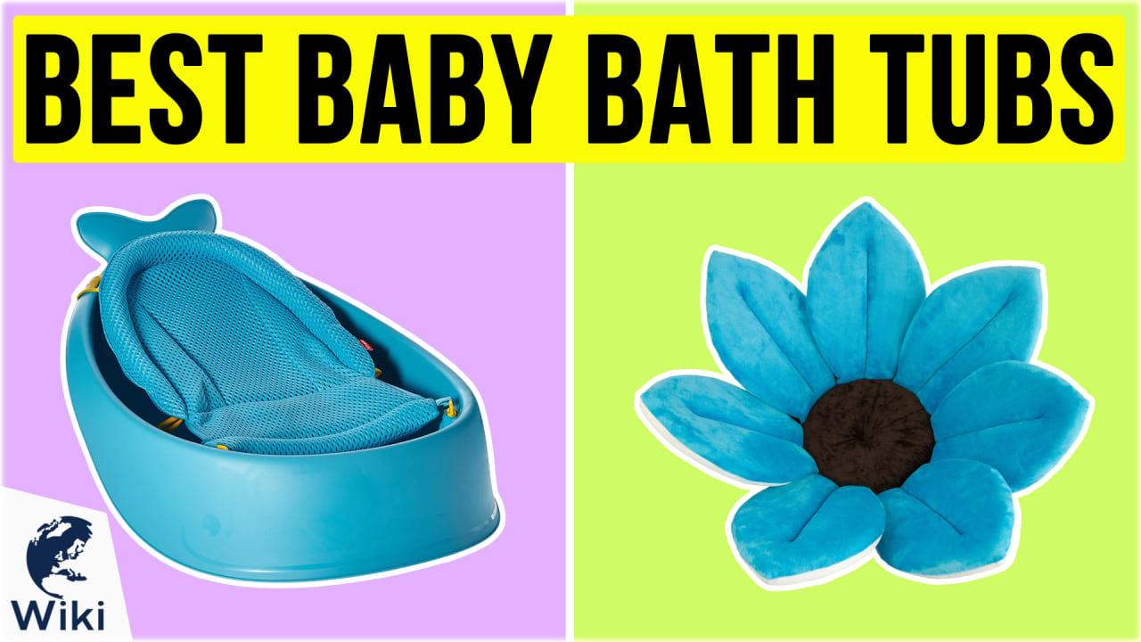 10 Best Baby Bath Tubs