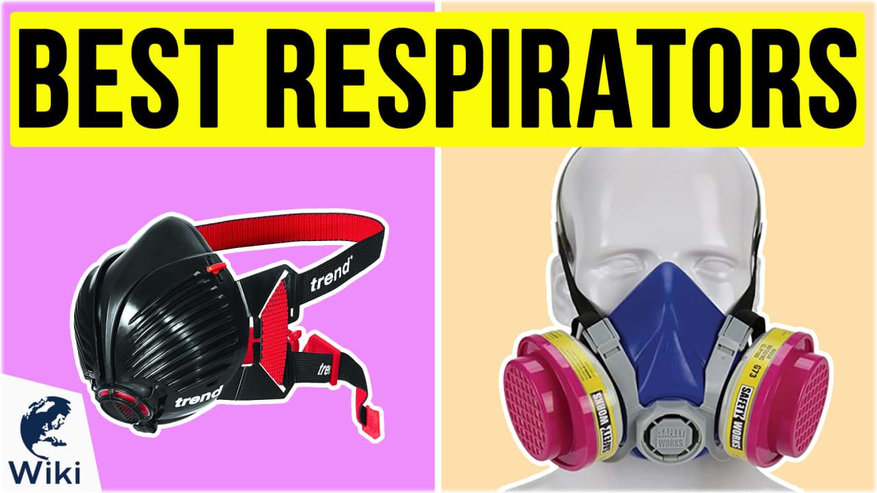10 Best Respirators