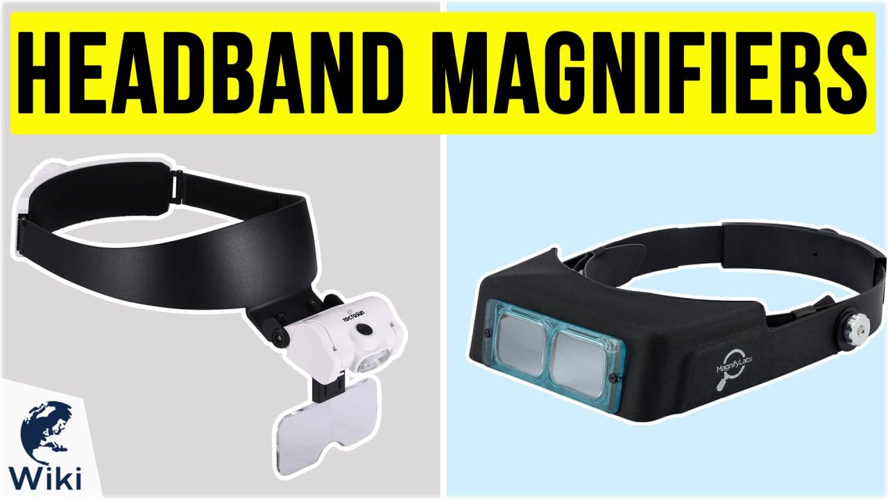 10 Best Headband Magnifiers