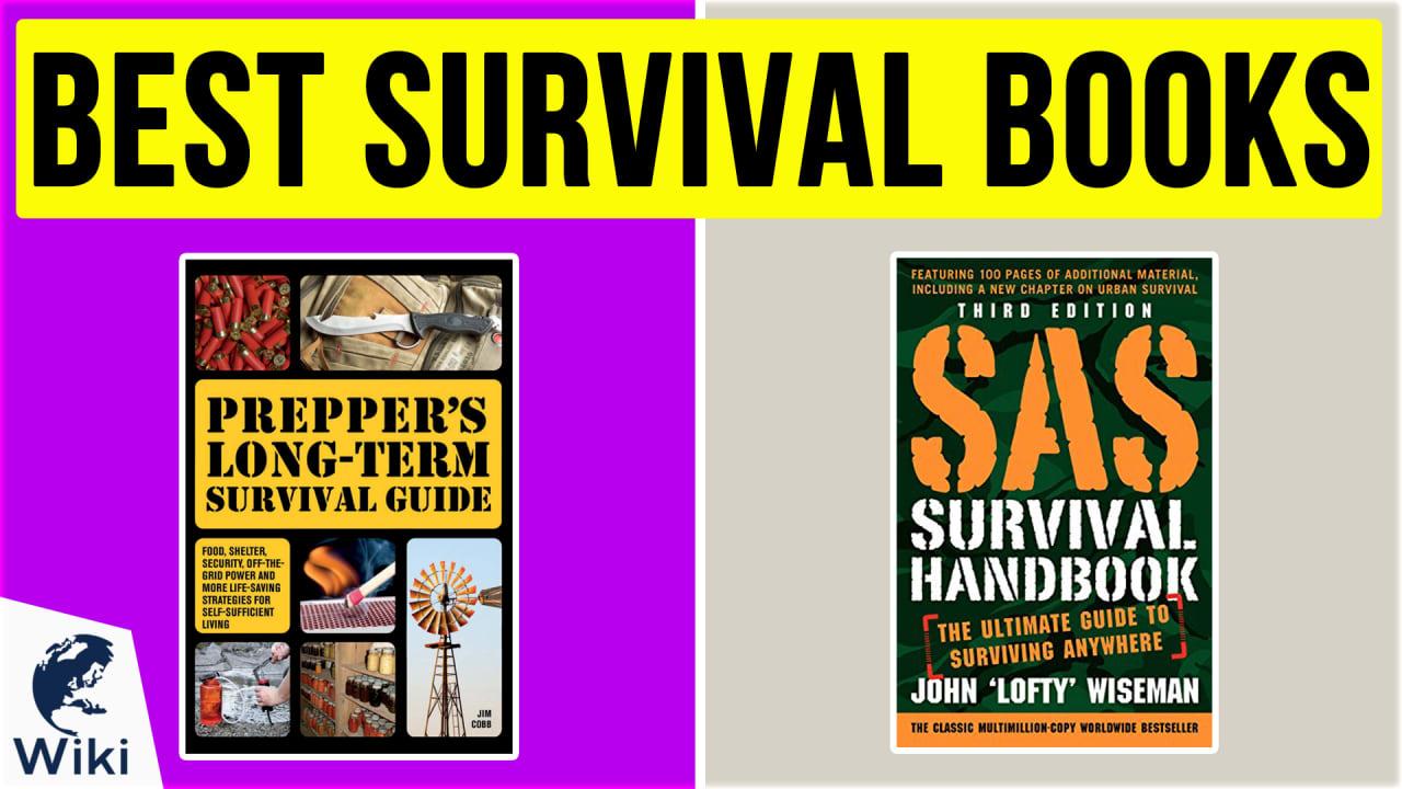10 Best Survival Books