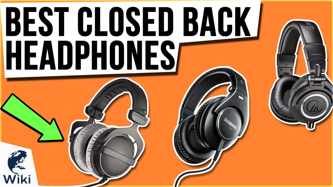 10 Best Closed Back Headphones