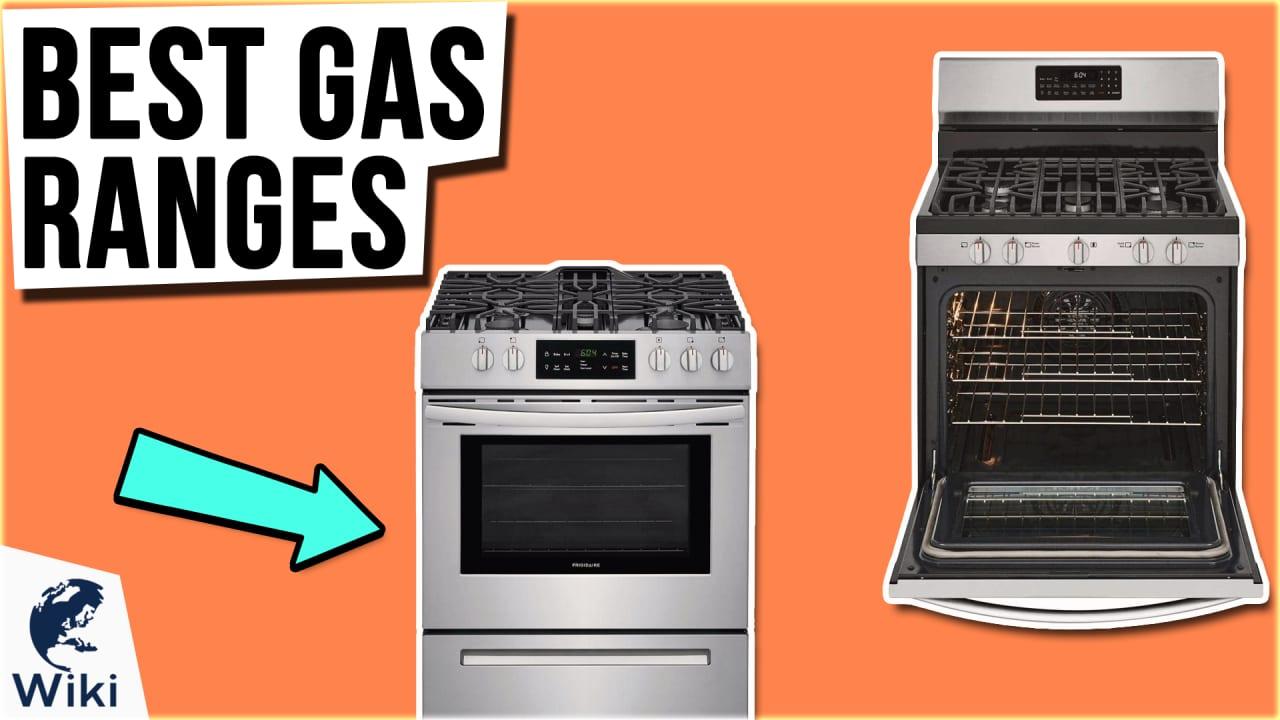7 Best Gas Ranges