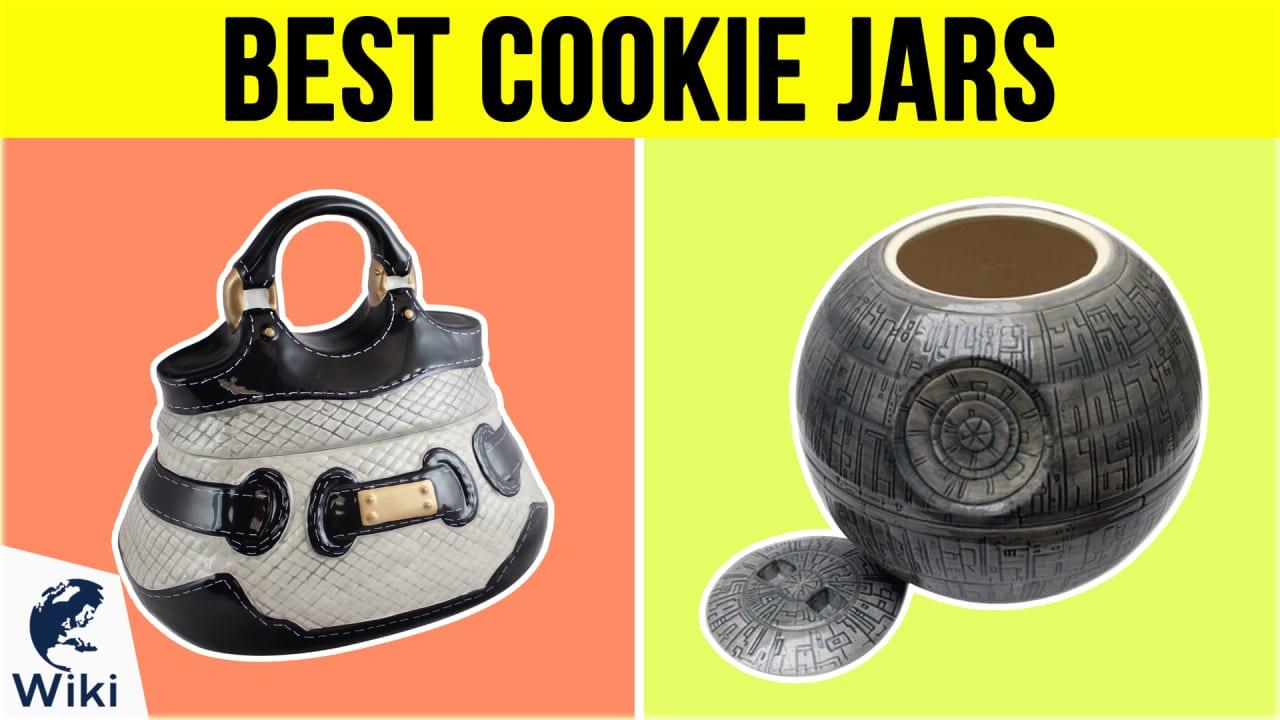 10 Best Cookie Jars