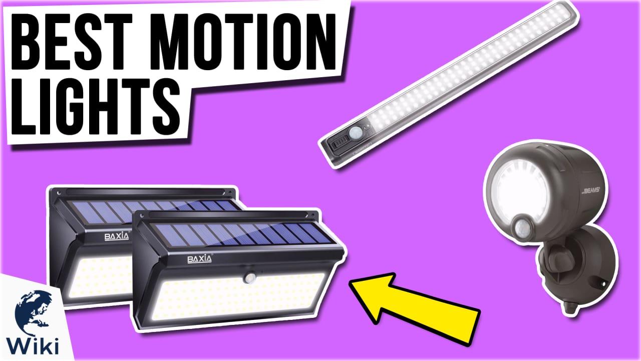 10 Best Motion Lights
