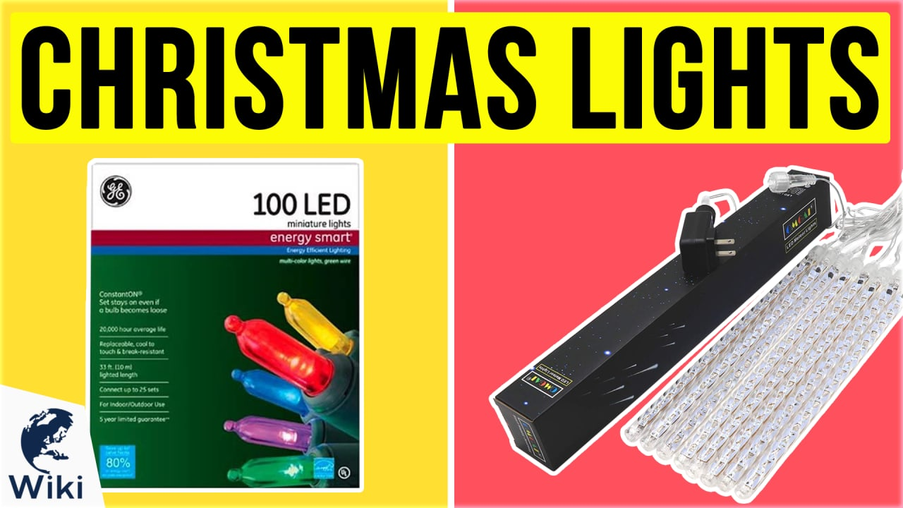 10 Best Christmas Lights