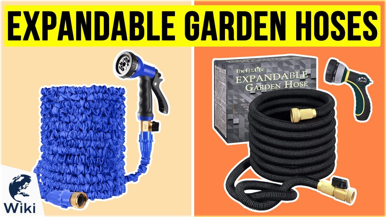 10 Best Expandable Garden Hoses