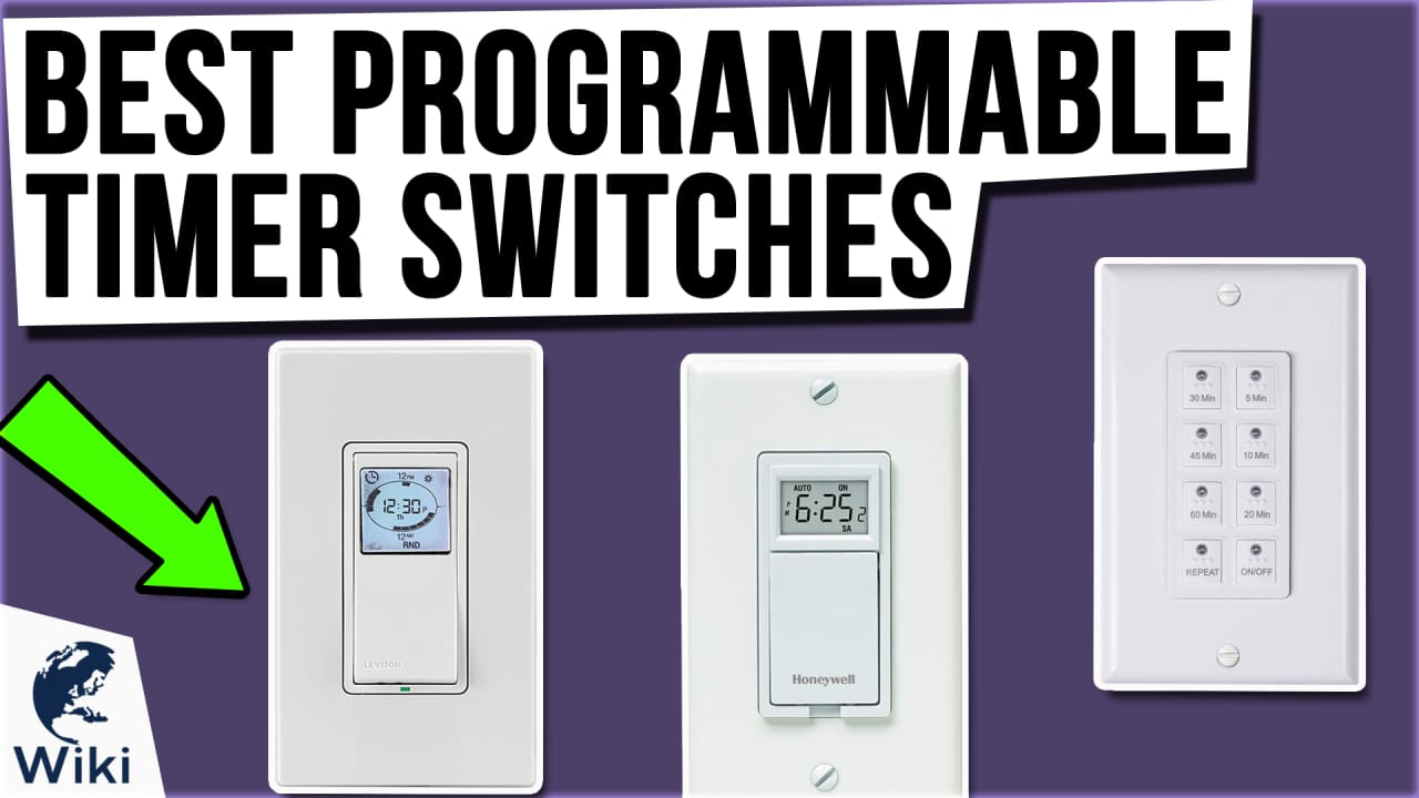 10 Best Programmable Timer Switches