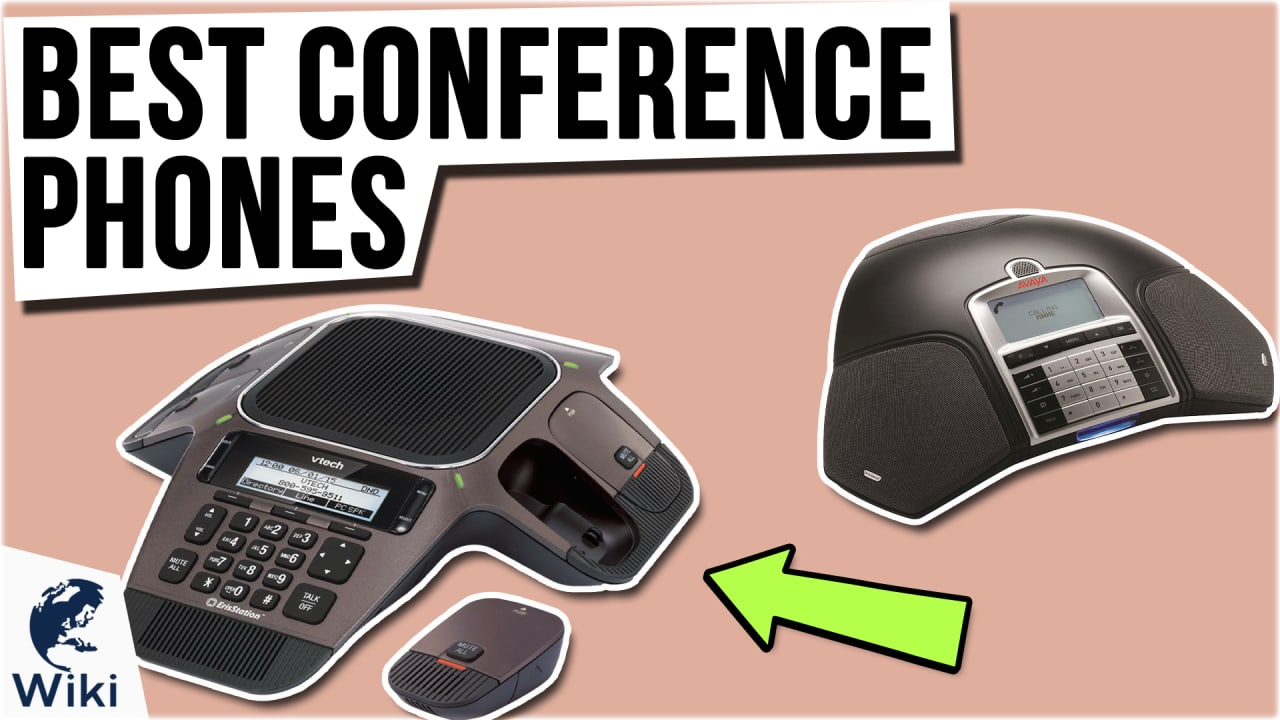 7 Best Conference Phones