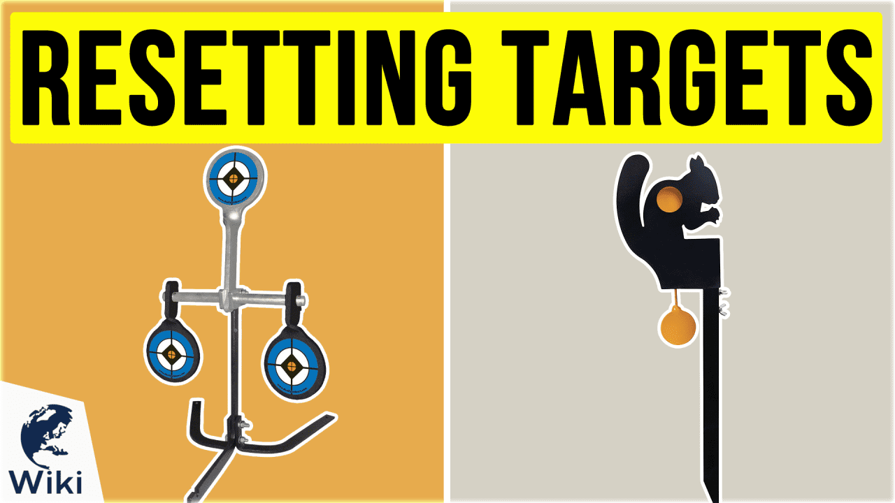 10 Best Resetting Targets