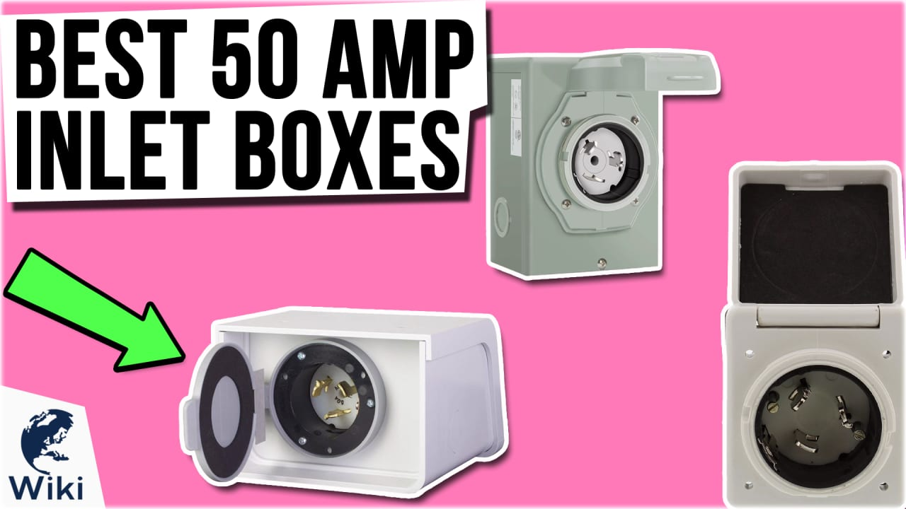 6 Best 50 Amp Inlet Boxes