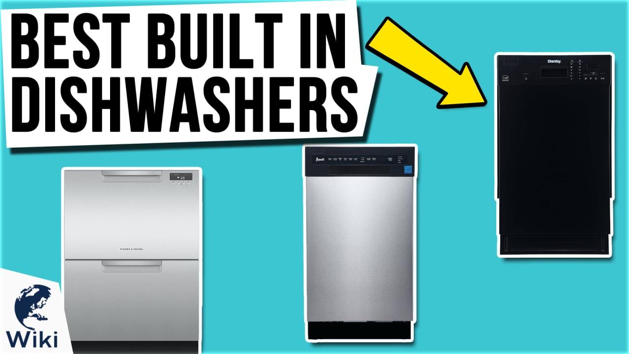 10 Best Built In Dishwashers
