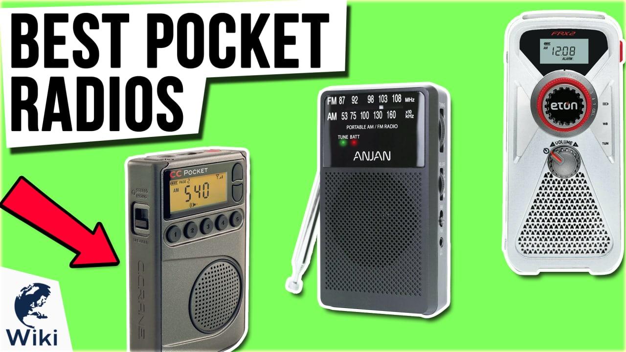 10 Best Pocket Radios