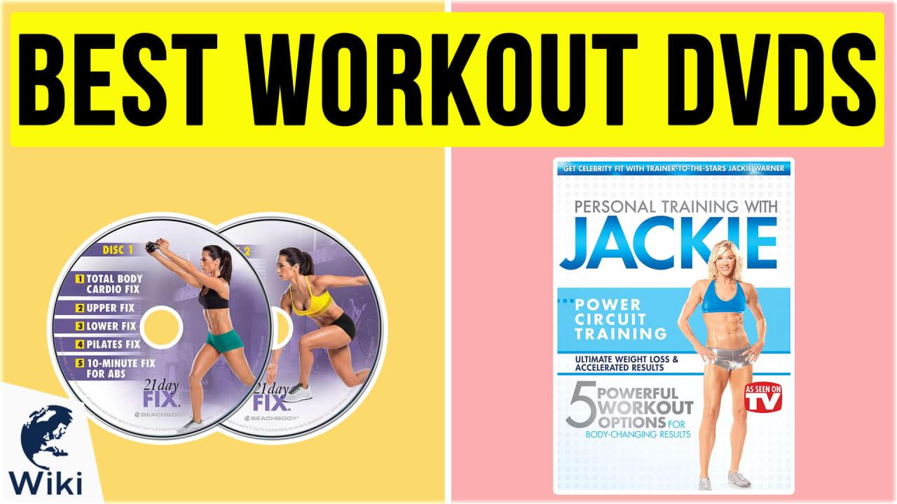 10 Best Workout DVDs