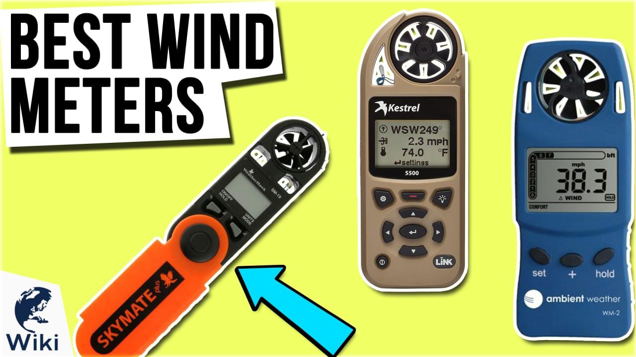 10 Best Wind Meters