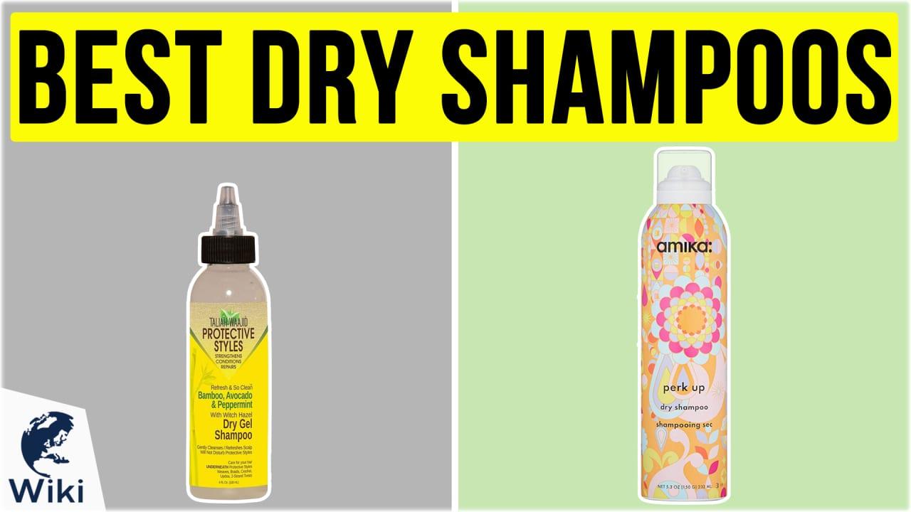 10 Best Dry Shampoos