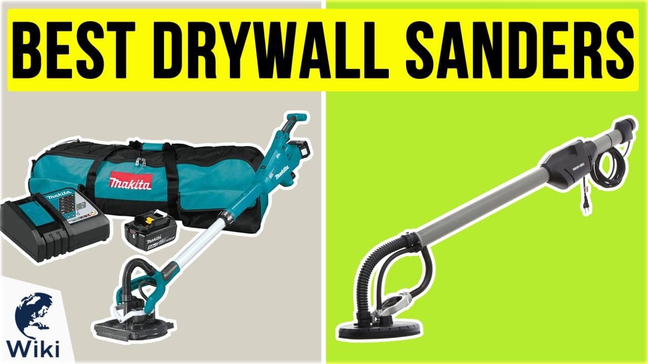 10 Best Drywall Sanders