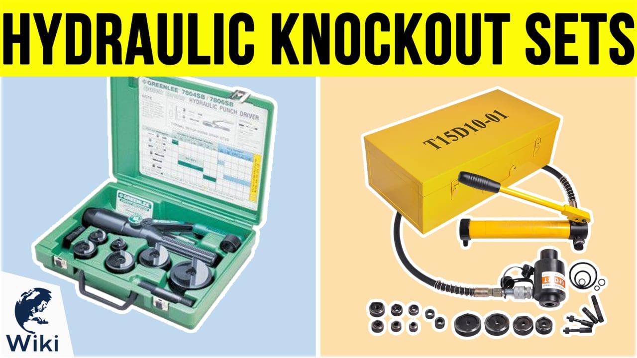 7 Best Hydraulic Knockout Sets